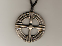Odins wheel pendant tr productions odins wheel pendant aloadofball Image collections